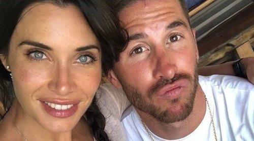 Pilar Rubio y Sergio Ramos comienzan la mudanza a su nuevo hogar