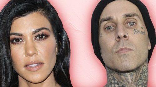 Kourtney Kardashian confirma su relación con Travis Barker con una romántica fotografía