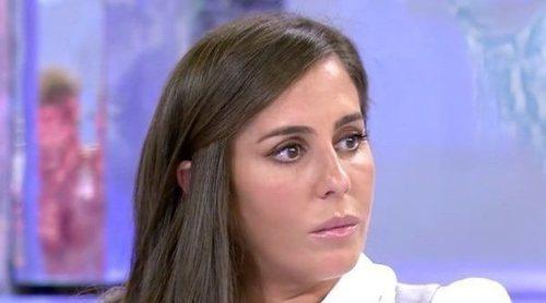 Lo que no se vio de Anabel Pantoja tras la llamada de Irene Rosales: 'Me ha descolocado mucho'