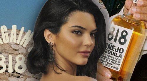 Kendall Jenner sigue los pasos de sus hermanas y comienza su andadura empresarial con una marca de tequila