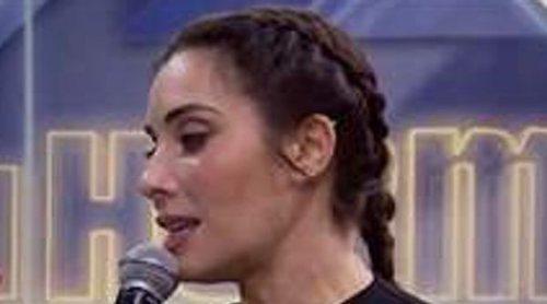 Pilar Rubio se supera a sí misma enfrentándose a un reto acuático muy angustioso en 'El Hormiguero'