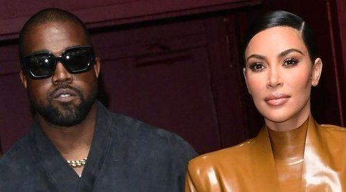 La tristeza de Kanye West por el divorcio con Kim Kardashian: 'Sabe que no hay nada que hacer ya'