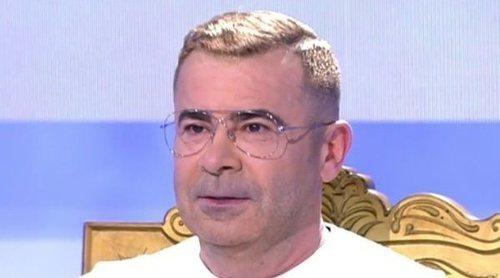 Jorge Javier Vázquez se estrena como tronista de 'Mujeres y Hombres y Viceversa'