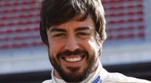 Fernando Alonso vuelve a subirse a una bicicleta 10 días después de sufrir un atropello