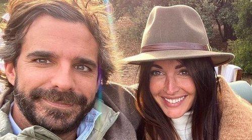 Noelia López presenta a su novio en medio de la naturaleza