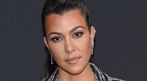 La romántica notita que Kourtney Kardashian le ha dejado a Travis Barker y de la que él ha querido presumir