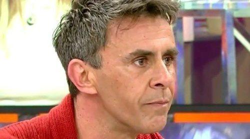 Alonso Caparrós revela que está distanciado de su hijo: 'Me está pasando algo parecido a Matamoros'