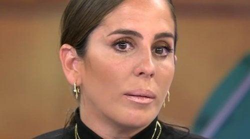 Anabel Pantoja se derrumba: 'Si Kiko Rivera cree que no he estado a la altura, que me llame'