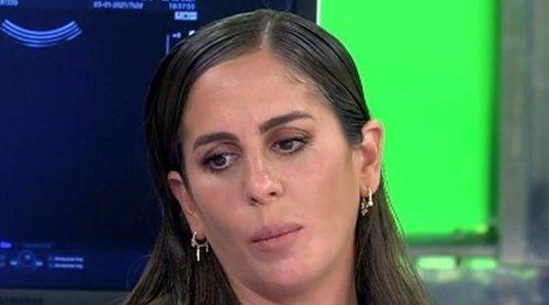 Anabel Pantoja se hace una ecografía en 'Sálvame' tras dar positivo el test de embarazo