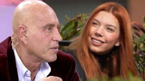 Kiko Matamoros y Alejandra Rubio firman la paz: 'Me respondió pidiéndome perdón y dándome la razón'