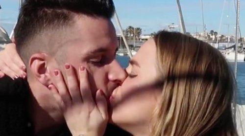 La sorprendente reacción de Yoli Claramonte cuando su novio le pide matrimonio: 'Vamos a hablar de otra cosa'