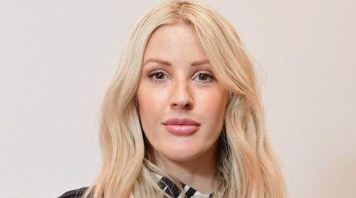 Ellie Goulding reaparece públicamente tras anunciar que está embarazada