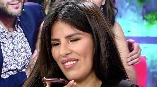 Kiko Rivera llama a Isa Pantoja en directo: 'Voy a ir a tu boda vaya quien vaya. Yo te llevo al altar'