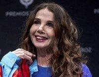 Los Premios Feroz se desmarcan de las declaraciones de Victoria Abril contra la vacuna del coronavirus