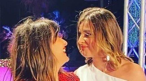 Sandra Barneda desvela los motes que le puso Nagore Robles al comienzo de su relación