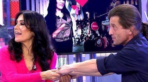 Maite Galdeano echa de casa a su novio Remi tras casi agredir a una reportera de 'Socialité'