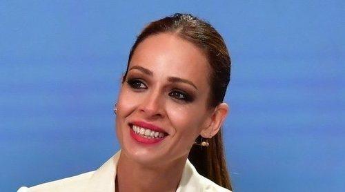 Eva González, emocionada un año más en la entrega de las Medallas de Andalucía 2021