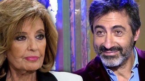 Juan del Val, sobre María Teresa Campos: 'A nivel personal no tengo una buena opinión'