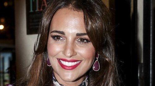 Paula Echevarría, criticada por publicar una foto en bañador antes de su embarazo: 'Estoy feliz con mi panza'