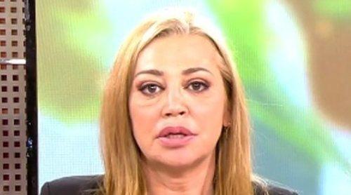 Belén Esteban explota y desvela el motivo de su conflicto con Rosa Benito: 'Te fuiste por miedo'