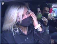 """Merche, emocionada en el funeral de Álex Casademunt: """"Me quedo con su sonrisa y sus ganas eternas de vivir"""""""