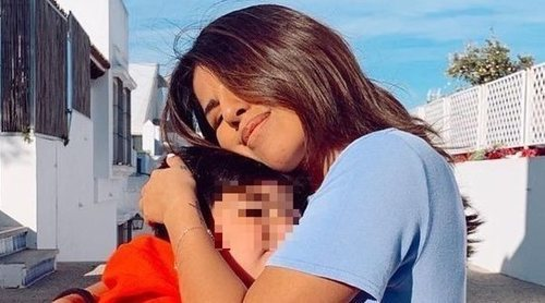 La tierna felicitación de Isa Pantoja a su hijo Alberto: 'Estoy muy orgullosa de ti'