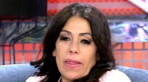 Maite Galdeano acusa a su hijo Cristian Suescun de haberle robado: 'Te voy a quitar el apellido'