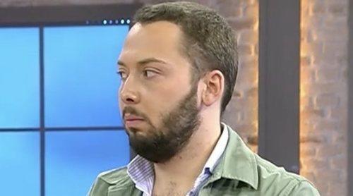 José Antonio Avilés, acusado de traidor por la filtración de la pelea de Carmen Borrego y Alejandra Rubio