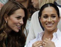 """Meghan Markle niega haber hecho llorar a Kate Middleton: """"Fue lo contrario. Ella me hizo llorar a mí"""""""