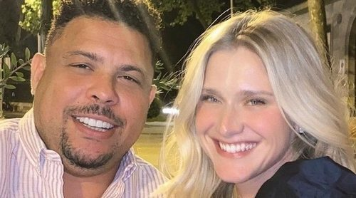 Ronaldo Nazario será padre por quinta vez con Celina Locks a pesar de haberse hecho la vasectomía