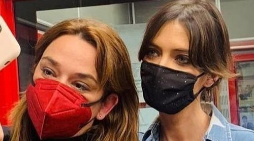Toñi Moreno se sincera con Sara Carbonero sobre su maternidad: 'Es muy duro y no lo cuentan'
