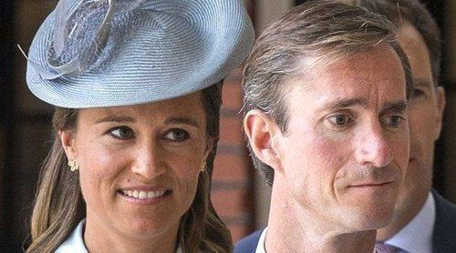 Pippa Middleton y James Matthews, padres por segunda vez
