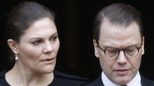 Victoria y Daniel de Suecia, positivo en coronavirus