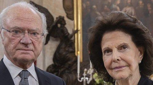 Dos ausencias, dos presencias sustitutas y un regreso en el homenaje de la Familia Real Sueca a las víctimas de la pandemia