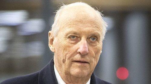 Las dos tristezas del Rey Harald de Noruega: una recuperación que se alarga y una amarga despedida