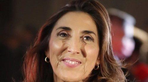 Paz Padilla, desconcertada por su positivo en coronavirus: 'Le doy vueltas a dónde lo he cogido, con lo pesada que he sido'