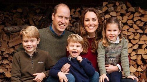 Las cartas con las que los Príncipes Jorge, Carlota y Luis han recordado a su abuela Lady Di el Día de la Madre