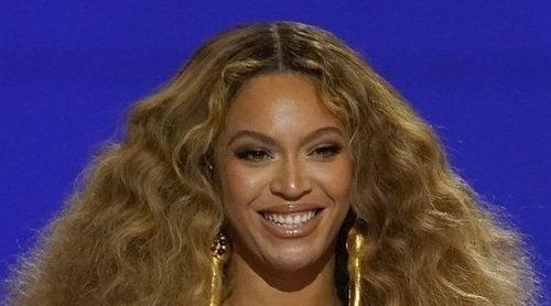 Beyoncé tras convertirse en la cantante que más Grammys ha recibido: 'Es una noche tan mágica...'