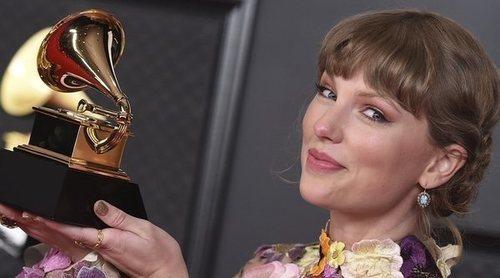 El agradecido discurso de Taylor Swift tras hacer historia en los Premios Grammy 2021
