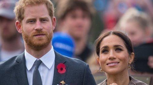 El Príncipe Harry y Meghan Markle: un acosador reincidente y las malas palabras de Donald Trump