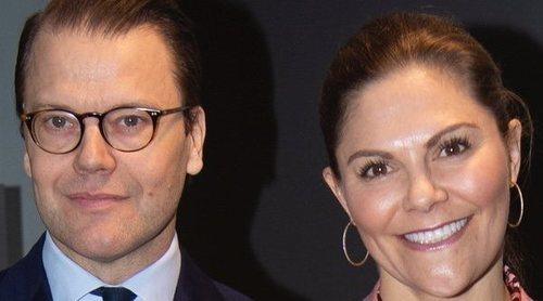 Victoria y Daniel de Suecia tienen buenas noticias en plena lucha contra el coronavirus