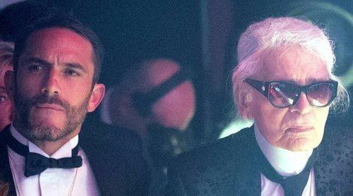 Sébastien Jondeau, mano derecha de Karl Lagerfeld, sobre su relación: 'Lo que teníamos era un contrato moral'