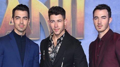 Nick Jonas confirma que tiene compuestas cerca de 100 canciones que son para los Jonas Brothers