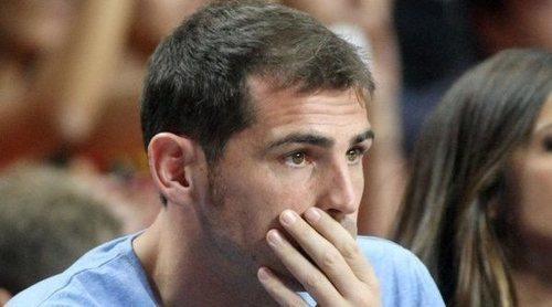 Iker Casillas también habló de su mala relación con la prensa en su entrevista 'prohibida': 'Me están medio acosando'