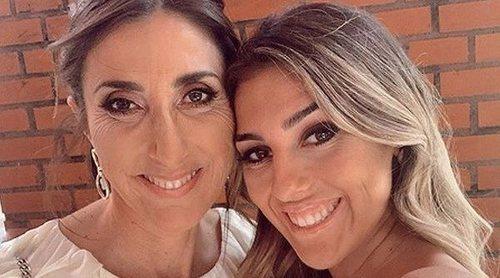 Anna Ferrer cuenta cómo se encuentra su madre Paz Padilla: 'está algo pachuchilla'
