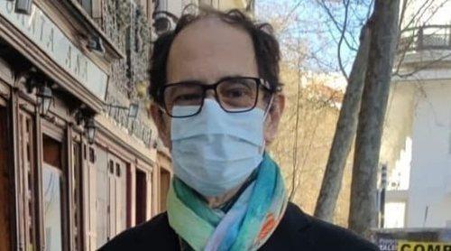 Jordi Sánchez abandona el hospital tras casi un mes ingresado por coronavirus: 'Inmensamente agradecido'