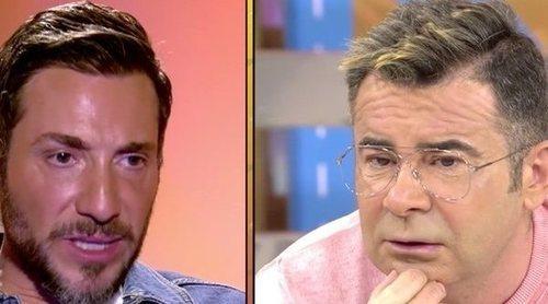 Jorge Javier Vázquez se posiciona del lado de Rocío Carrasco y protagoniza un cara a cara con Antonio David