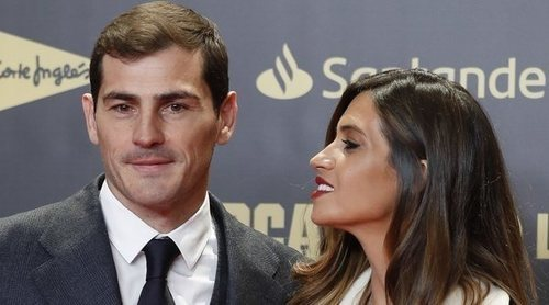 Las bonitas palabras de Sara Carbonero a Iker Casillas en el Día del Padre tras confirmar su divorcio
