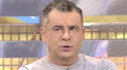 Jorge Javier Vázquez, tras hablar con Rocío Carrasco: 'Hoy es una mujer enérgica, con fuerza y diría que contenta'