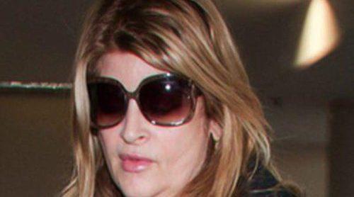Kirstie Alley revela que mantuvo una relación secreta con el fallecido Patrick Swayze